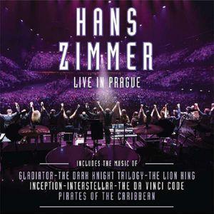 Zimmer,Hans-Live In Prague (2CD)