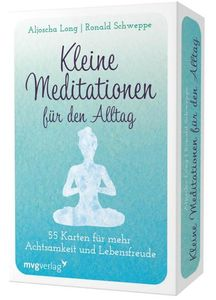 Kleine Meditationen für den Alltag, Übungskarten