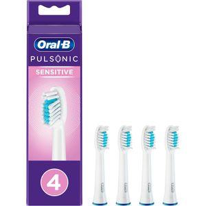 Braun Oral-B Aufsteckbürsten Pulsonic Sensitive 4er