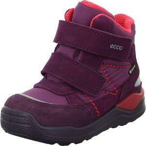Ecco Urban Mini Mädchen Stiefel in Rot, Größe 26