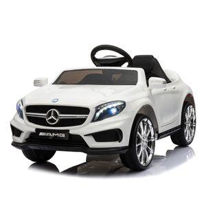 MERCEDES BENZ 12V Kids Ride On Car Elektrisch lizenzierte  Fernbedienung Twin Motors
