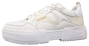 Buffalo Sneaker Low Weiß Damen