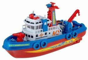 Hafenschlepper 24x9x12cm mit Wasserspritzfunktion