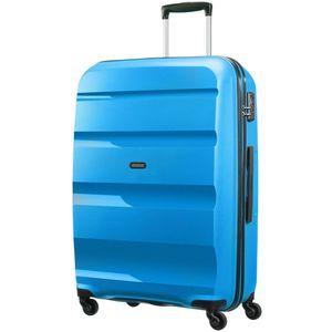 American Tourister Bon Air Spinner L Strict Hartschalenkoffer Seaport Blue 75 cm 91 Liter