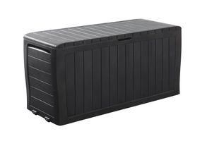 Keter Gartenbox Kissenbox Aufbewahrungsbox Marvel Plus Box 270 l