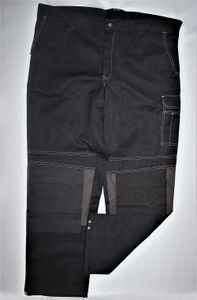 UVEX Bundhose schwarz Herren Arbeitshose Arbeitsschutz Hose Arbeit Berufshose, Größe:64