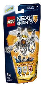 LEGO NEXO KNIGHTS Ultimativer Lance, Junge, Mehrfarben, 1/06/16, Tschechische Republik
