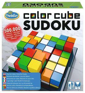 Color Cube Sudoku Thinkfun 76342