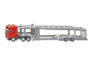 Autotransporter mit Mercedes Zugmaschine, 1:50 Siku Super 3934