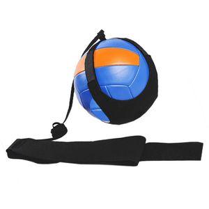 Outdoor-Sport-Hilfsballgürtelgerät Vierklauen-Rebound-Volleyballtrainer Volleyball-Trainingsgerät
