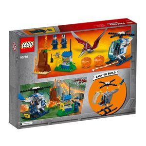 LEGO® Juniors Flucht vor dem Pteranodon 10756