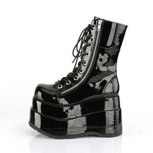 Demonia BEAR-265 Stiefel schwarz, Größe:EU-40/41 / US-10 / UK-7