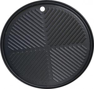 Runde Grillplatte für Gasgrill, Kohlegrill, Elektrogrill