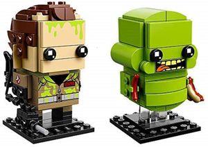 LEGO BrickHeadz (41622) - Ghost Busters - Peter Venkman & Slimer - Bauset