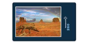 hansepuzzle 59766 Natur - Wüste, 260 Teile