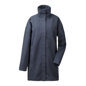 Didriksons Amanda Womens Sweater navy dust - Sweatjacke, Größe_Bekleidung_NR:38, Didriksons_Farbe:navy dust