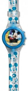 Disney mickey Mouse junior 22 cm Gummi weiß/blau