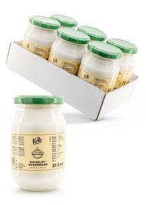 KoRo |vegane Mayonnaise 250 ml x 6