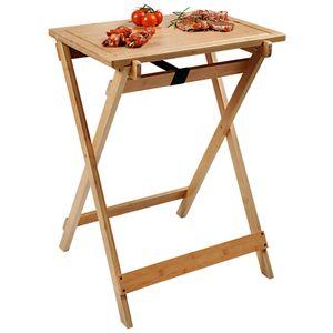 Kesper BBQ-Tisch, zusammenklappbar