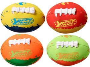 Best Sporting Neopren Mini-Football, verschiedene Farbausführungen, Farbe:grün/orange