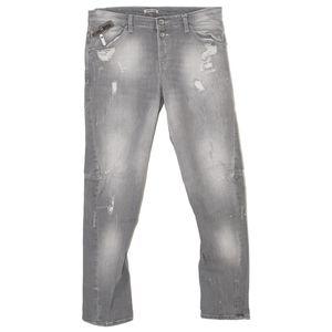 19949 Garcia, Lucia,  Damen Jeans Hose, Stretchdenim, grey vintage, W 31 L 32