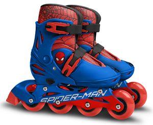 Marvel Inline Skates Spider-Man Jungen rot Größe 30/33