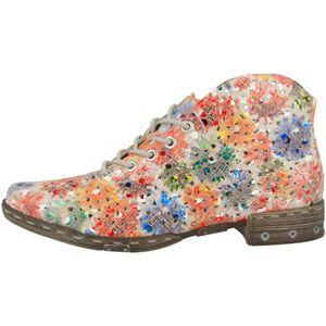 Rieker M1835-90 Damen Sommer Stiefeletten Chelsea Boots, Größe:38 EU, Farbe:Mehrfarbig