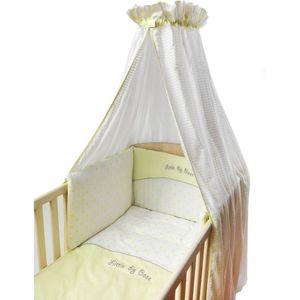 Be Be's Collection 602-24 Bett Set- 3tlg. Big Boss grün
