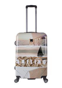 Saxoline Blue Reisegepäck Blue Sailing mit integriertem TSA-Zahlenschloss Assorted One Size