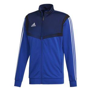 adidas Sweatshirt TIRO 19 Herren Trainingsjacke Blau, Größe:M