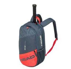 HEAD Elite Backpack Grau Orange