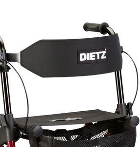 Dietz - Rückengurt Komfort für Leichtgewicht-Rollatoren