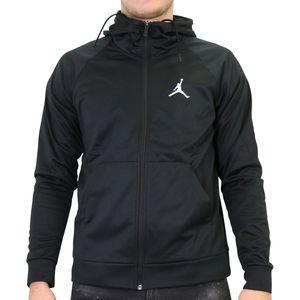Nike Jordan 23 Alpha Therma Fleece-Hoodie Herren Schwarz (BV1332 010) Größe: XS