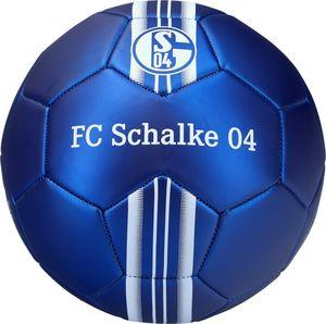 Schalke 04 S04 Fussball Metallic Gr. 5 0 5