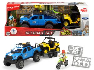 Dickie Toys 203838003 Offroad Set