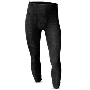 BlackSnake® Herren Thermounterhose mit Innenfleece - 3XL - Anthrazit