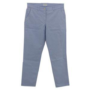 23591 Gerry Weber, Edition Unilimited,  7/8 Damen Jeans Hose, Stretchdenim, lightblue, 38 / 28L