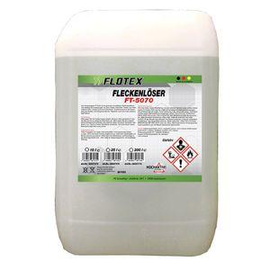 Flotex Fleckenlöser, 25L Fleckentferner Fleckenwasser Fleckenentferner Textilreiniger