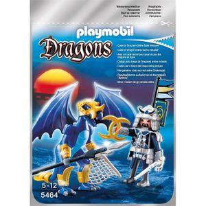 PLAYMOBIL 5464 Ice Dragon mit K?mpfer