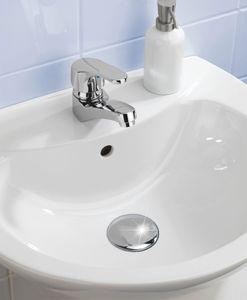 Waschbeckenstöpsel Pluggy® XL Chrom