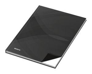10x Kladde / Notizbuch / A4 / 96 Blatt / blanko / 70g/m²