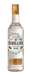 Rebellion White Rum - weißer Rum 37.5% - 70cl