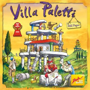 Noris Spiele Villa Paletti; 601122900