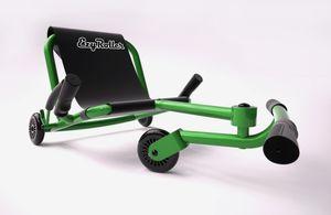 Ezy Roller Classic, Kinderfahrzeug Dreirad Sitz Spielzeug, Farbe: blau