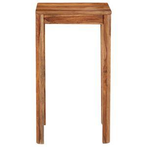 Bartisch Esstisch Massivholz 60 x 60 x 107 cm