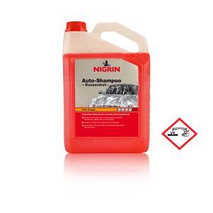 Nigrin Auto Shampoo Konzentrat kraftvoll in Orangenduft 3000ml