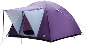 High Peak 3 Personen Doppeldach Kuppelzelt mit 1,000 mm Wassersäule, Campingzelt mit Vorbau für Camping und Festivals, einfacher und schneller Aufbau