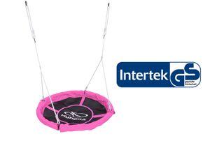 Hudora 72148 Nestschaukel 110, pink