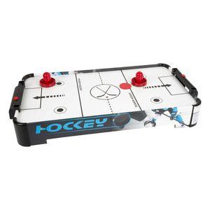 small foot 11774 Air-Hockey Champion, kompakter Tischaufleger für Speedhockey, mit Puck, ab fünf Jahren