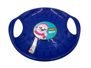 Tellerschlitten Speed D=60cm, Farbe:blau